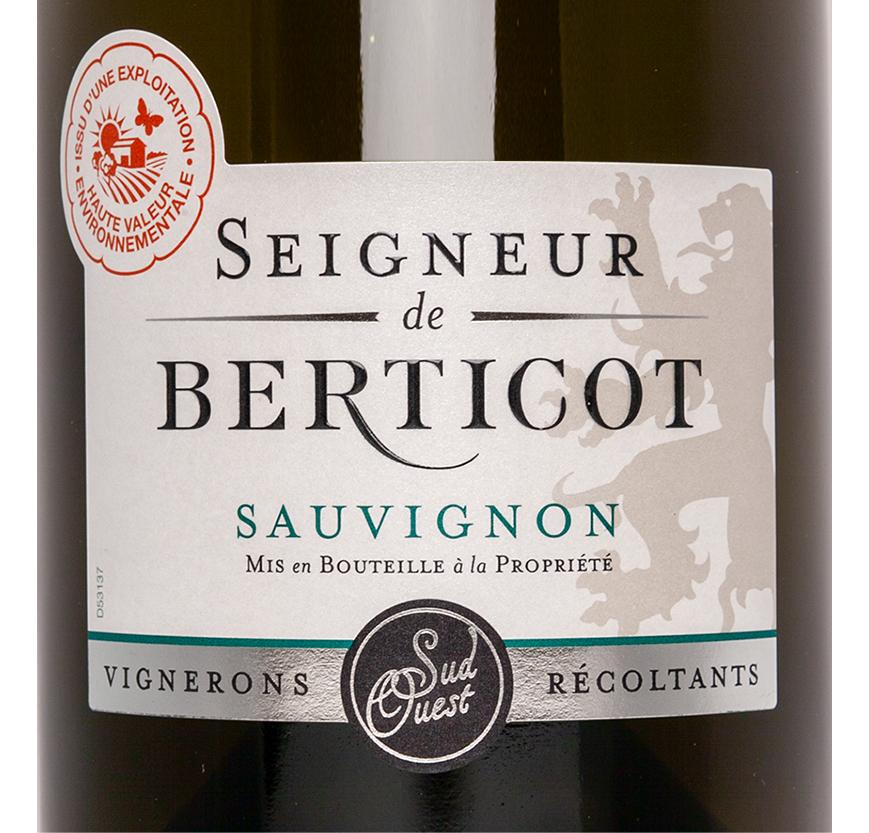 Seigneur de Berticot Sauvignon