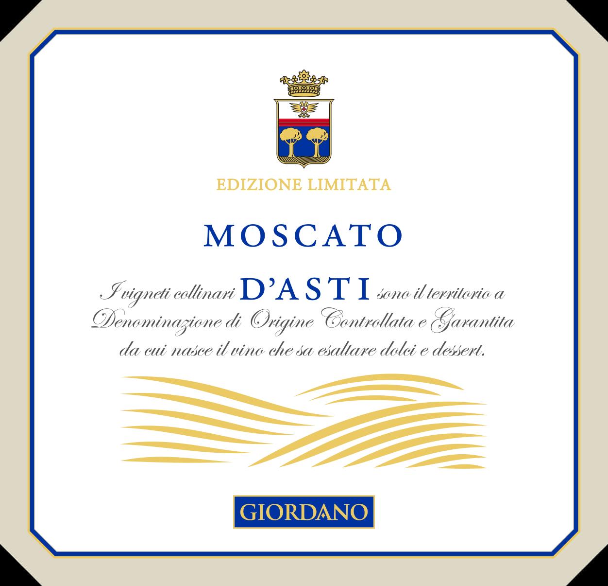 Giordano Moscato d'Asti